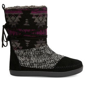 TOMS Nepal Suede  Pull-On Boot